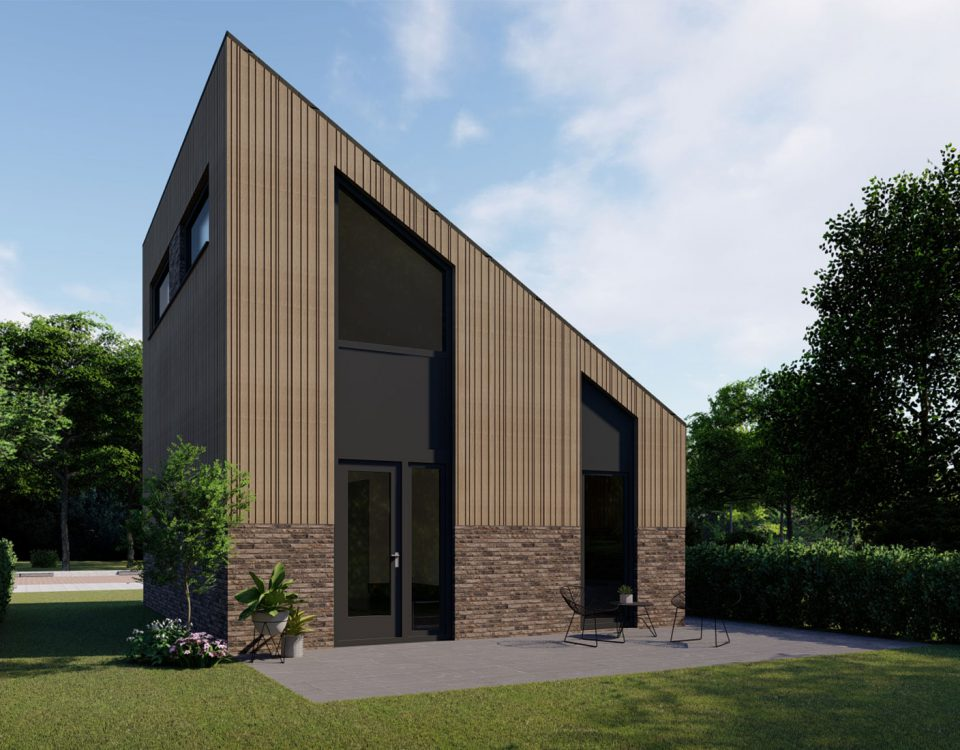 Nevada 1-2 persoons woning