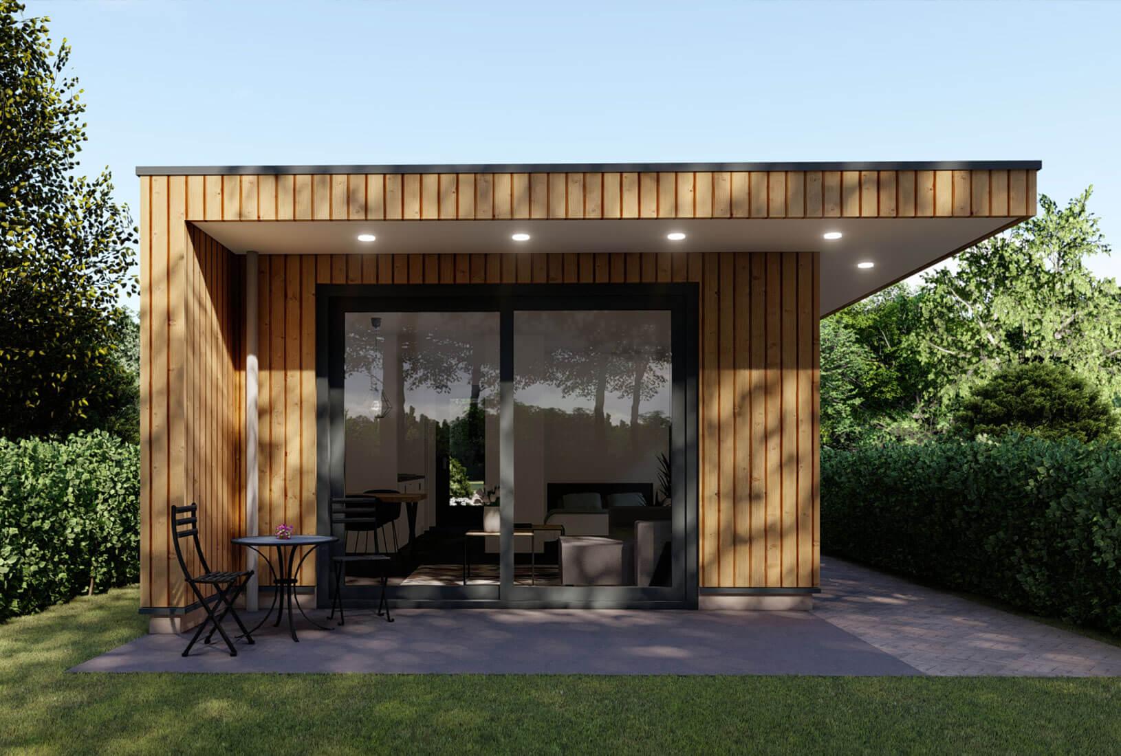Tiny House_Type Arizona_Innoblox